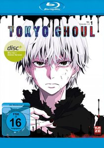 Tokyo Ghoul - Blu-ray Vol. 1