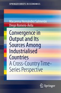 Convergence in Output and Its Sources Among Industrialised Count