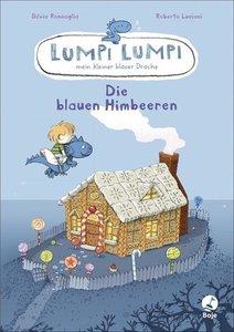 Lumpi Lumpi, mein kleiner blauer Drache - Die blauen Himbeeren