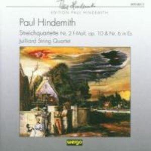 Streichquartett 2 f-moll,op.10/Streichquar