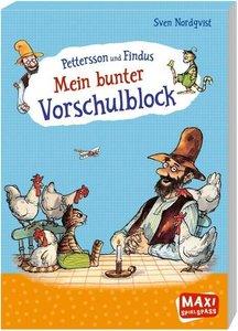 Pettersson und Findus - Mein bunter Vorschulblock