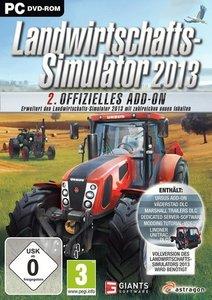Landwirtschafts-Simulator 2013 - 2. Offizielles Addon
