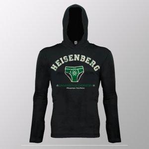 Heisenberg University (Hoodie M/Black)