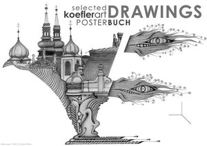 selected DRAWING koeflerart Flipart (Posterbuch DIN A2 quer)