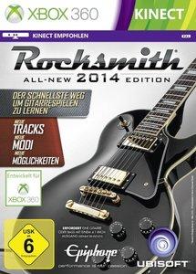 Rocksmith 2014 - ALL-NEW 2014 EDITION mit Kabel