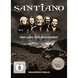 Von Liebe,Tod Und Freiheit-Live (Limited Deluxe)