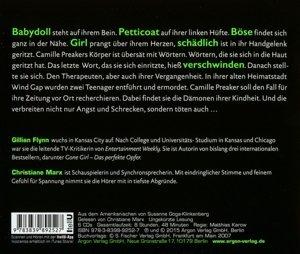 Cry Baby - Scharfe Schnitte (Hörbestseller)