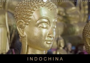 Indochina (UK-Version) (Wall Calendar 2015 DIN A3 Landscape)