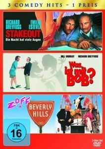 Stakeout - Die Nacht hat viele Augen & Zoff in Beverly Hills & W