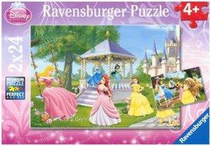 Ravensburger 088652 - Zauberhafte Prinzessinnen