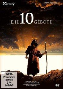 Die 10 Gebote-Die Geschichte