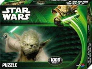 StarWars EP2/3 1000tlg.Puzzle Yoda