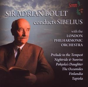 Sir Adrien Boult conducts Sibelius