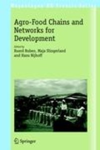 Agro-Food Chains and Networks for Development