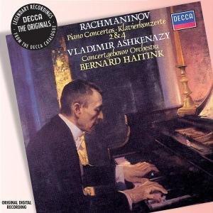 Klavierkonzerte 2,4