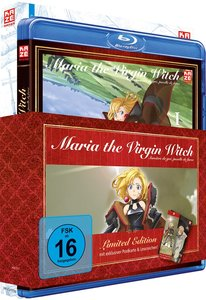 Maria the Virgin Witch (Junketsu no Maria) - Blu-ray 1 + Band 1