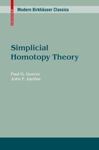 Simplicial Homotopy Theory