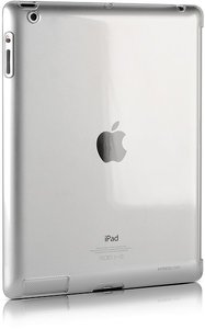 Speedlink SL-7163-CR VERGE Invisible Cover - Hartschale für iPad