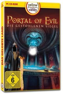 Yellow Valley: Portal of Evil - Die gestohlenen Siegel (Wimmelbi