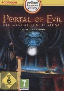 Yellow Valley: Portal of Evil - Die gestohlenen Siegel (Wimmelbi