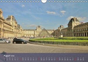 Paris (Wandkalender 2016 DIN A4 quer)