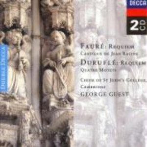 Requiem/Quatre Motets/+