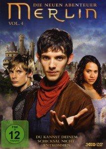 Merlin-Die neuen Abenteuer Vol.4