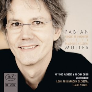 Eiger/Konzert für Orchester/Dialogues Cellestes