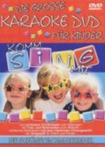 Grosse Karaoke DVD Für Kinder