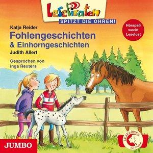 Lesepiraten: Fohlengeschichten & Einhorngeschichen