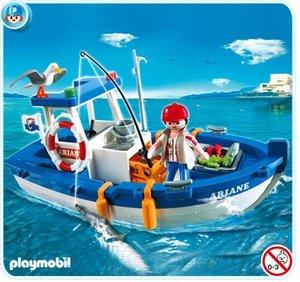 PLAYMOBIL® 5131 - Fischkutter