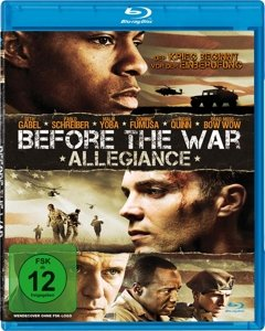 Before the War-Allegiance (Blu-ray)