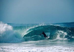 SURFEN IN EUROPA (Tischaufsteller DIN A5 quer)