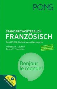 PONS Standardwörterbuch Französisch