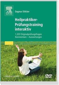 Heilpraktiker-Prüfungstraining interaktiv DVD