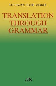 Translation through grammar
