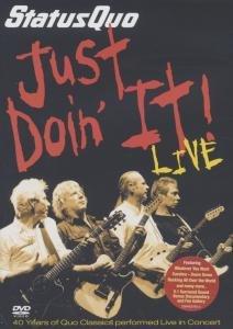 Just Doin' It!-Live