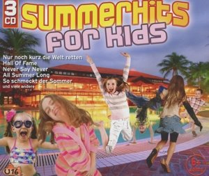Summerhits For Kids Box (3 CDS)
