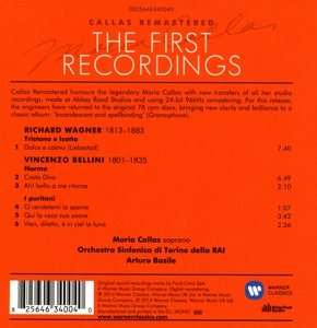 The First Recordings (Remastered 2014)