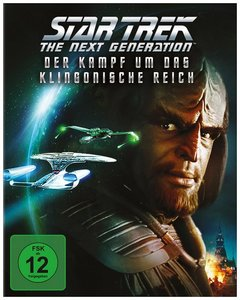 STAR TREK: The Next Generation - Der Kampf um das klingonische R