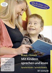 Mit Kindern sprechen und lesen