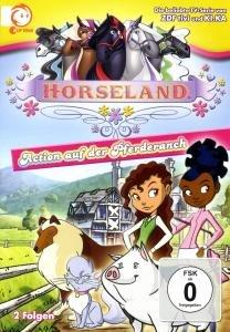 (4)Action auf der Pferderanch