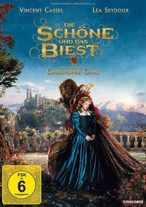 Die Schöne und das Biest (inkl.O-Card) (DVD)