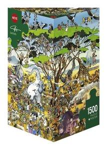 Safari Puzzle 1500 Teile