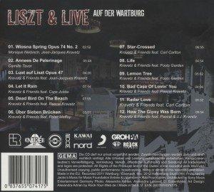 Liszt & Live auf der Wartburg