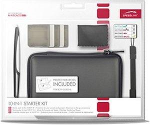 Speedlink SL-5252-BK-0 STARTER KIT 10-IN-1 für N3DS® XL, schwarz