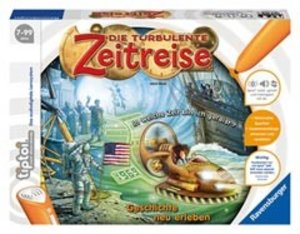 Ravensburger 00527 - tiptoi®, Die turbulente Zeitreise