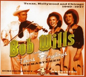 Texas,Hollywood and Chicago 1940-1947
