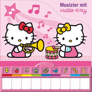 Hello Kitty Klasiver: Musizier mit Hello Kitty