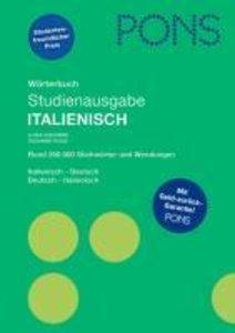 PONS Studienausgabe Italienisch